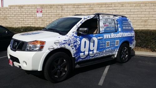 Nissan Wrap