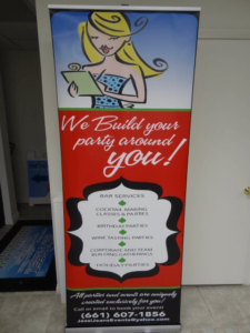 rsz retractable banner